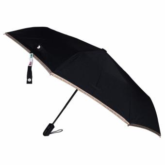 Fibrella Umbrella Dual Automatic F00408(Black)