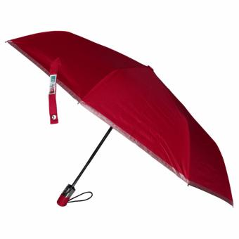 Fibrella Umbrella F00409 Automatic with UV Protection(Red)