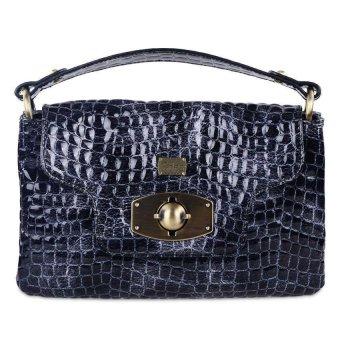 Fides Francesca Hand Bag (Blue)