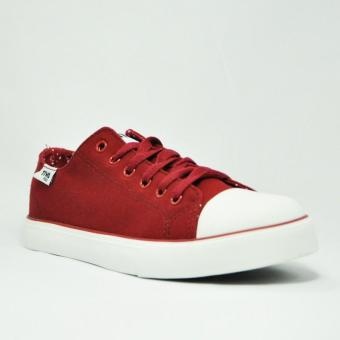 Fila Ladies Casual Shoes Tiva Classic Pisces (Red)