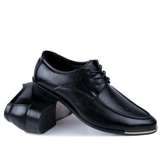 Formal Business Shoes - Black - picture 2