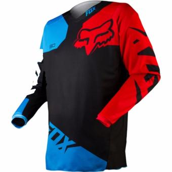 Fortress Cycling Mountain Bike Long Sleeve Jersey (FOXMTB7)