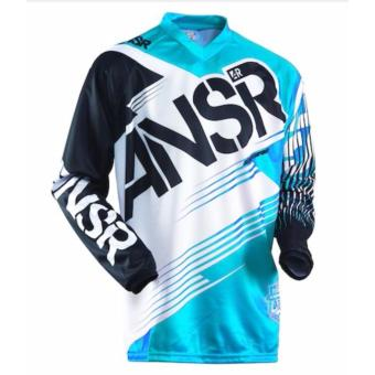 Fortress Cycling Mountain Bike Long Sleeve Jersey (MTBANSR#2)