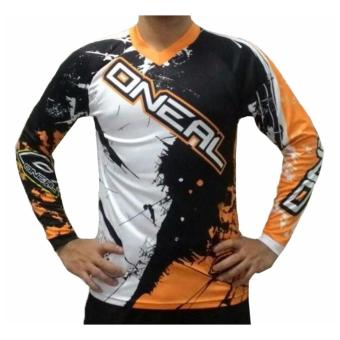 Fortress Cycling Mountain Bike Long Sleeve Jersey (ONEALMTB#2) Price Philippines