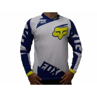 Fortress Cycling Mountain Bike Motocross Motorcycle/MTB Long SleeveJersey (FOXMTB37)