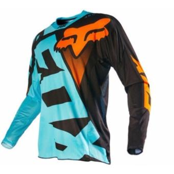 Fortress Cycling Mountain Bike Motocross Motorcycle/MTB Long SleeveJersey (FOXMTB6)