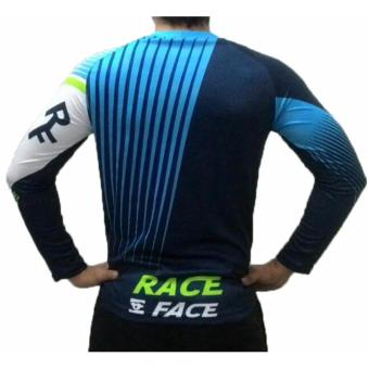 Fortress Cycling Mountain Bike Motocross Motorcycle/MTB Long SleeveJersey (RF1) - 2