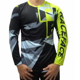 Fortress Cycling Mountain Bike Motocross Motorcycle/MTB Long SleeveJersey (RF4) Price Philippines