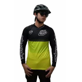 Fortress Cycling Mountain Bike Motocross Motorcycle/MTB Long SleeveJersey (TLDMTB28)