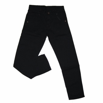 Fortress New Fashion Jeans Straight Cotton Male Korean PantsTrousers #6008 Price Philippines