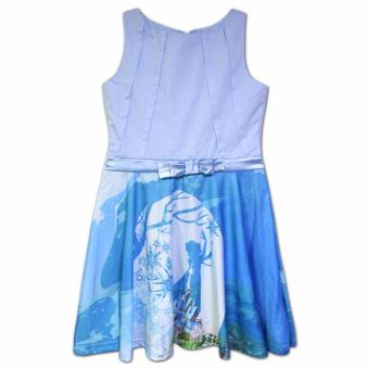 Frozen Elsa and Arendelle Dress (Light Blue) Price Philippines