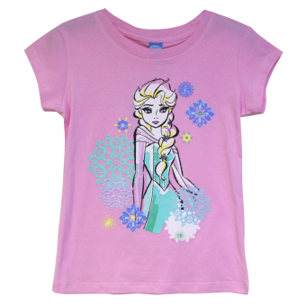 Frozen Elsa Blouse (Pink) Price Philippines