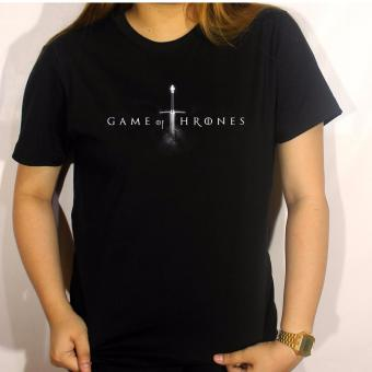 Game of Thrones T-Shirt Burried Sword (Black)