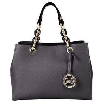 G&G Top Handle Bags (BLACK)