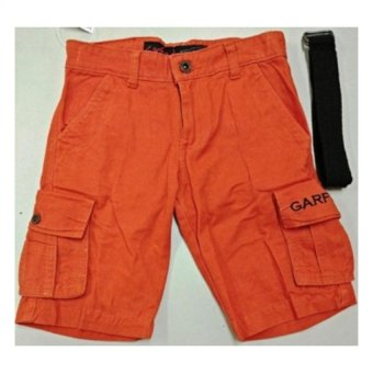 GARFIELD BTS 2603 KIDS TWILL SHORT