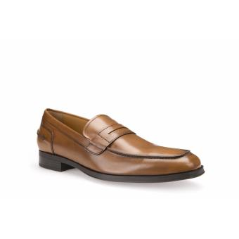 Geox Formal Low Cut Shoes (COGNAC)