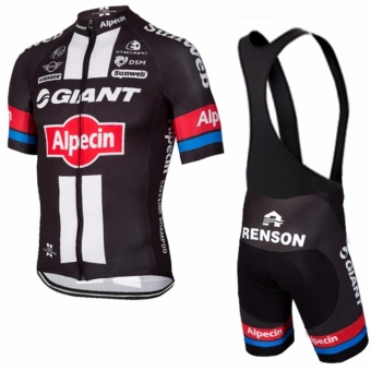GIANT Cycling jersey 2016 pro team Alpecin ropa ciclismo hombreshort bike mtb cycling clothing bicycle maillot ciclismo - intl