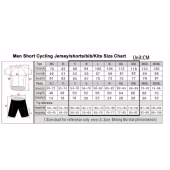GIANT Cycling jersey 2016 pro team Alpecin ropa ciclismo hombreshort bike mtb cycling clothing bicycle maillot ciclismo - intl - 3