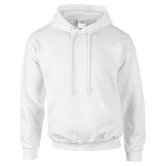 Gildan Asian Fit Hoodie (White) - 2