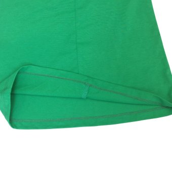 Girl Clothing Kids Backless Beach ankle Long dresses Hoilday partydress(green) - 4
