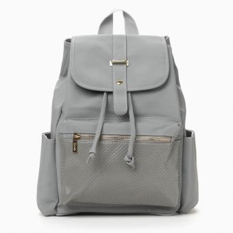 Grab Carrey Backpack (Gray)