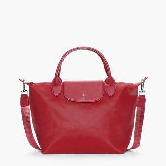 Grab Ladies Sapphire Tote Bag (Maroon)