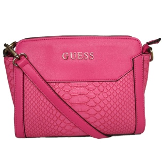 Guess Trylee Cross Body Bag (Hot Pink) Price Philippines