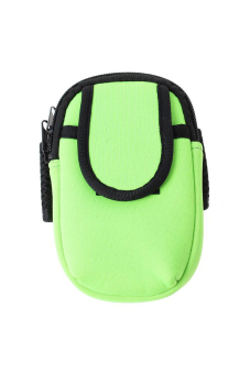 Hang-Qiao Adjustable Arm Strap Clutch (Green)