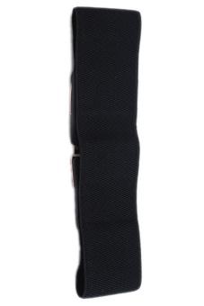 Hang-Qiao Belt Bling Metal Buckle (Black) - picture 2