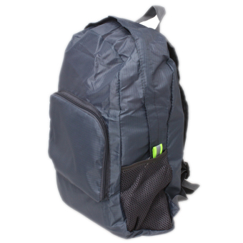 Hang-Qiao Hot Folding Backpack (Grey) - picture 2
