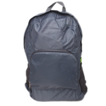 Hang-Qiao Hot Folding Backpack (Grey)
