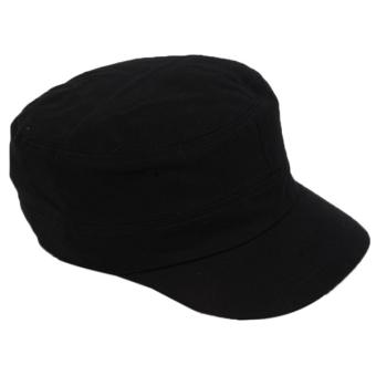 Hanyu Outdoor Hat Men and Women Joker Caps Black - picture 2