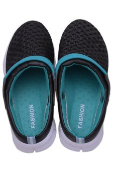 Hanyu Sandals Hollow Out Shoes (Blue)
