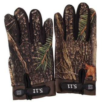 Hanyu Tactical Gloves (Brown) Price Philippines