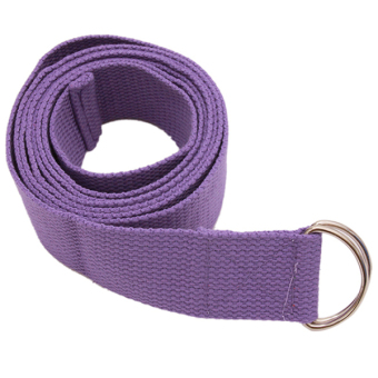Hanyu Yoga Auxiliary Belt Ropes (Purple)