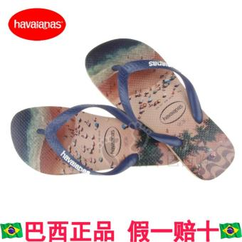 Havaianas beach genuine New style summer flip-flop sandals slippers