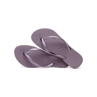 Havaianas Women's Slim Petunia Sandal Flip Flop 35-36(Lavender) - 2