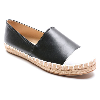 Hdy Bree Espadrilles Flat Shoes (White Price Philippines