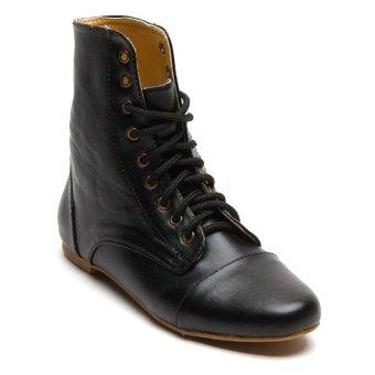 HDY Combat Boots (Black)
