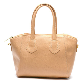 Hdy Small Maggie Tote Bag (Beige)