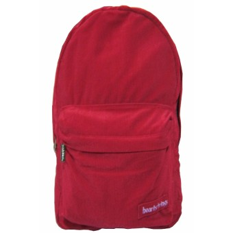 Heartstrings Backpack Chuchay Maroon Corduroy
