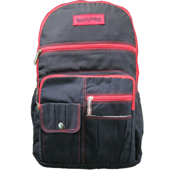 Heartstrings BacKpack Santina (Black) - 2