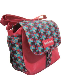 Heartstrings Body Bag Small Apple Printed