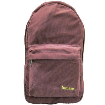 Heartstrings Chuchay Backpack (Brown)
