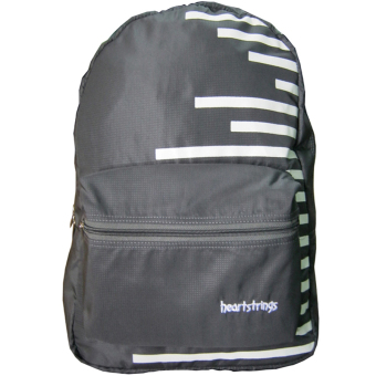 Heartstrings Ivory Backpack (Black)