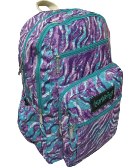 Heartstrings Railey Backpack Printed Nylon - 2