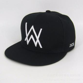 Hequ brand new chic Alan Walker Embroidered Baseball Cap ByCustomon - intl - 2