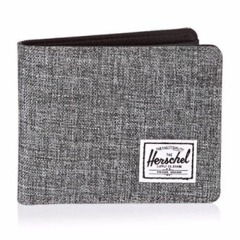 Herschel Hank Wallet (Charcoal) Price Philippines
