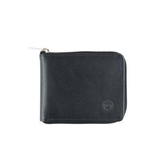 Hickok 31775 Men's Leather Wallet (Black)