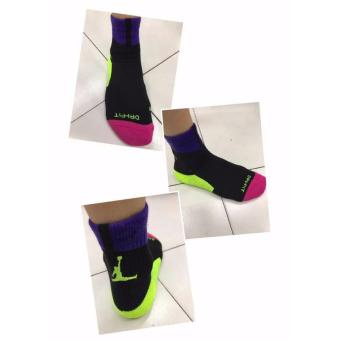High Quality Quarter Socks for Men (Shoe Size 8-12)